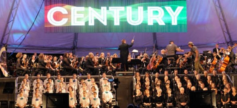 Symphony No. 3 'Century' by Andrew Schultz – listen online and reviews