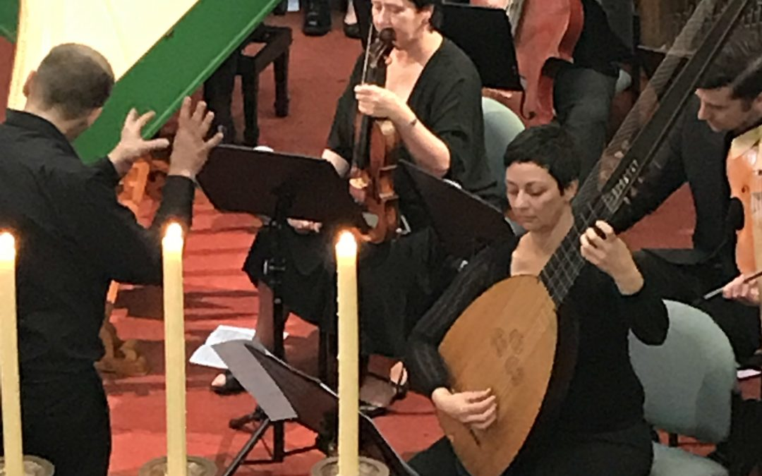 Southern Cantata premieres in Melbourne